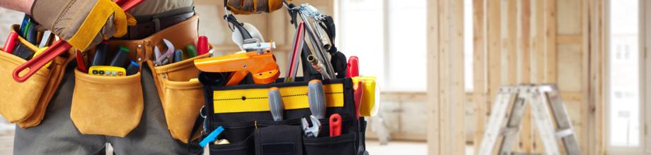 Reparaturen im Haus und Garten
